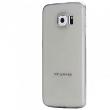 фото TPU чехол ROCK Ultrathin Slim Jacket для Samsung G925F Galaxy S6 Edge