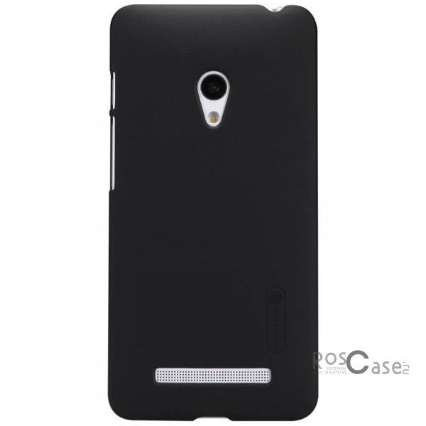 Чехол Nillkin Matte для Asus Zenfone 5 (A501CG) (+ пленка) (Черный)Описание:Чехол изготовлен компанией&amp;nbsp;Nillkin;Спроектирован для модели смартфона&amp;nbsp;Asus Zenfone 5&amp;nbsp;(A501CG);При изготовлении использовался пластик;Форма  -  накладка.Особенности:Изысканный и стильный дизайн;Ультратонкая структура;Исключена возможность появления царапин и потертостей;Разнообразная цветовая палитра;В комплекте к накладке идет защитная пленка;Уникальный антикислотный поверхностный слой.<br><br>Тип: Чехол<br>Бренд: Nillkin<br>Материал: Поликарбонат