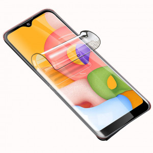 Гидрогелевая защитная плёнка Rock  для Samsung Galaxy A01