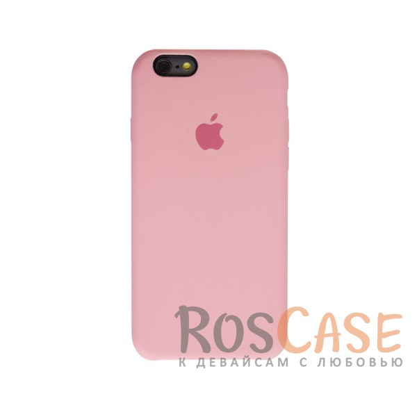 Оригинальный силиконовый чехол для Apple iPhone 6/6s (4.7) (Розовый)Описание:материал - силикон;совместим с Apple iPhone 6/6s (4.7);тип чехла - накладка.<br><br>Тип: Чехол<br>Бренд: Epik<br>Материал: Силикон