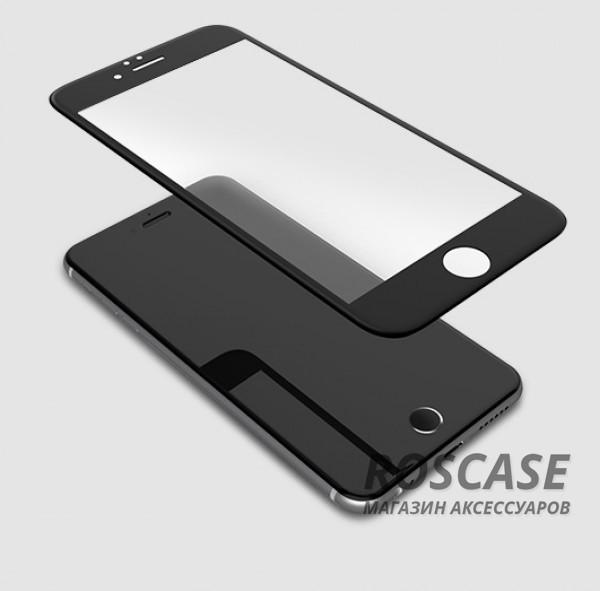Защитное стекло Nillkin Anti-Explosion Glass Screen (CP+ max 3D) для Apple iPhone 6/6s (4.7) (Черный)Описание:бренд:&amp;nbsp;Nillkin;совместим с Apple iPhone 6/6s (4.7);материал: закаленное стекло;тип: стекло.&amp;nbsp;Особенности:все необходимые функциональные вырезы;в комплекте защита на камеру;цветная рамка;не пропускает ультрафиолет;не влияет на чувствительность сенсора;толщина закругленных срезов - 0,1 мм;плотность  -  9H;анти-отпечатки.<br><br>Тип: Защитное стекло<br>Бренд: Nillkin