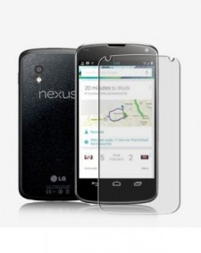 Nillkin Crystal | Прозрачная защитная пленка для LG E960 Nexus 4