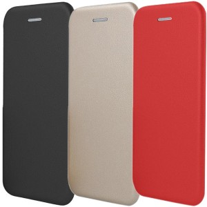 Open Color | Чехол-книжка для Huawei P20 Lite с функцией подставки и магнитом