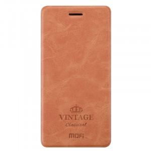 MOFI Vintage   Кожаный чехол-книжка с карманом для Xiaomi Mi Max 2