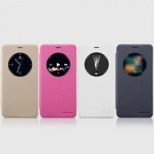 Nillkin Sparkle | Чехол-книжка с функцией Sleep Mode для Meizu M5 Note