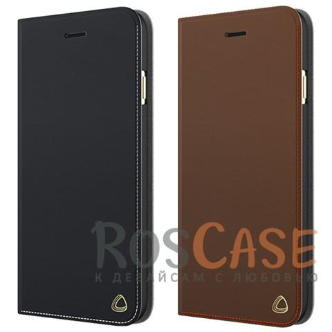 Ультратонкий чехол-книжка из натуральной кожи OCCA Jacket Collection для Samsung G930F Galaxy S7Описание:бренд -&amp;nbsp;OCCA;материал - натуральная кожа;совместимость - Samsung G930F Galaxy S7;тип - чехол-книжка.<br><br>Тип: Чехол<br>Бренд: OCCA<br>Материал: Натуральная кожа