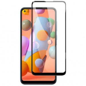 Защитное стекло 5D Full Cover  для Samsung Galaxy A11