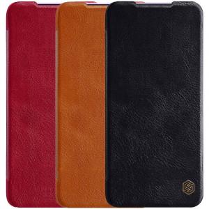 Nillkin Qin | Чехол-книжка из Premium экокожи  для Xiaomi Redmi K30