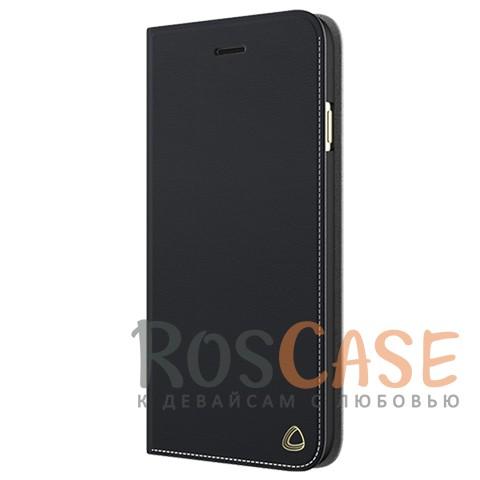 Ультратонкий чехол-книжка из натуральной кожи OCCA Jacket Collection для Samsung G930F Galaxy S7 (Черный)Описание:бренд -&amp;nbsp;OCCA;материал - натуральная кожа;совместимость - Samsung G930F Galaxy S7;тип - чехол-книжка.<br><br>Тип: Чехол<br>Бренд: OCCA<br>Материал: Натуральная кожа