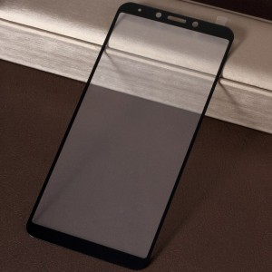 Caisles 5D | Гибкое защитное стекло для Samsung Galaxy A6s (2018) на весь экран