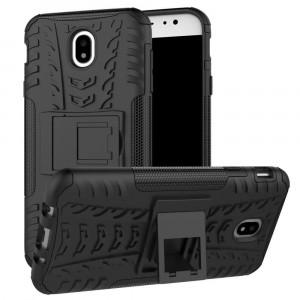Shield | Противоударный чехол для Samsung J730 Galaxy J7 (2017) с подставкой