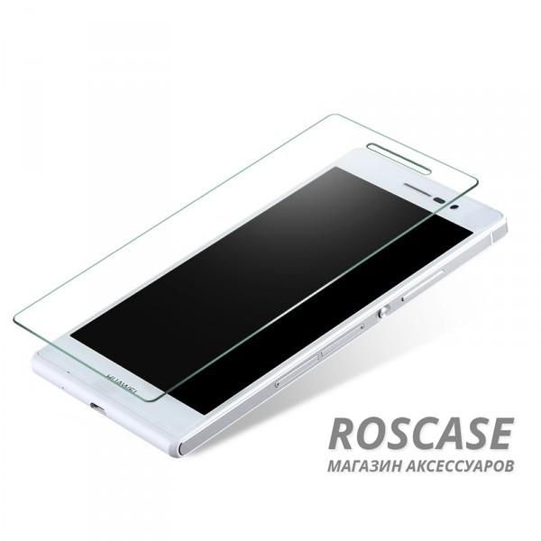 Защитное стекло Ultra Tempered Glass 0.33mm (H+) для Huawei Ascend P7 (в упаковке)Описание:компания&amp;nbsp;Epik;разработано для Huawei Ascend P7;материал: закаленное стекло;тип: защитное стекло.&amp;nbsp;Особенности:не влияет на чувствительность сенсора;закругленные края;легко очищается;толщина - &amp;nbsp;0,33 мм;высокая прочность;защита от царапин.<br><br>Тип: Защитное стекло<br>Бренд: Epik