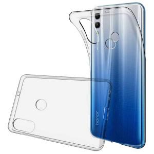 Прозрачный силиконовый чехол для Huawei Honor 10 Lite / P Smart (2019)