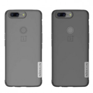 Nillkin Nature | Силиконовый чехол для OnePlus 5T