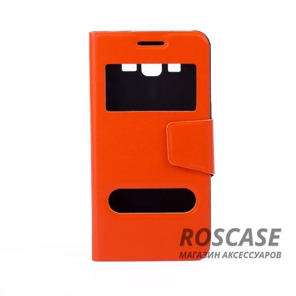 Чехол (книжка) с TPU креплением для Samsung G530H/G531H Galaxy Grand Prime (Оранжевый)Описание:компания разработчик: Epik;совместимость с устройством модели: Samsung G530H/G531H Galaxy Grand Prime;материал изделия: синтетическая кожа и термополиуретан;конфигурация: обложка в виде книжки.Особенности:всесторонняя защита гаджета;высокий класс износоустойчивости;магнитная полиуретановая застежка;имеет вырезы для функциональных элементов.<br><br>Тип: Чехол<br>Бренд: Epik<br>Материал: Искусственная кожа
