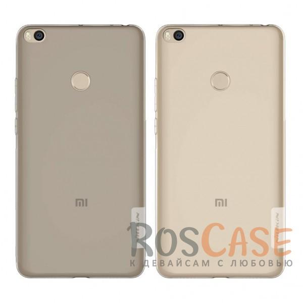 Мягкий прозрачный силиконовый чехол для Xiaomi Mi Max 2Описание:бренд:&amp;nbsp;Nillkin;совместимость: Xiaomi Mi Max 2;материал: термополиуретан;тип: накладка;ультратонкий дизайн;прозрачный корпус;не скользит в руках;защищает от механических повреждений.<br><br>Тип: Чехол<br>Бренд: Nillkin<br>Материал: TPU