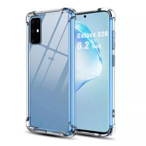 King Kong | Противоударный прозрачный чехол  для Samsung Galaxy S20