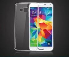 Ультратонкий силиконовый чехол для Samsung A700H / A700F Galaxy A7