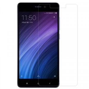 Прозрачное защитное стекло с закругленными краями и олеофобным покрытием для Xiaomi Redmi 4X