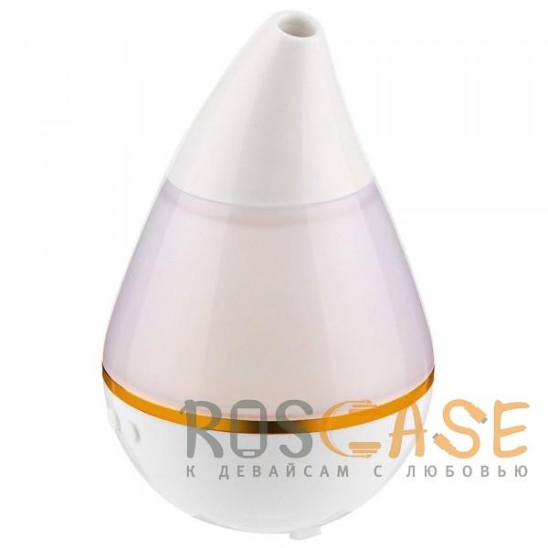 Фотография Серый Компактный USB Увлажнитель воздуха Ultrasound Atomization Humidifier