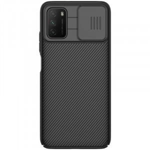 Nillkin CamShield | Пластиковый чехол с защитой камеры  для Xiaomi Poco M3