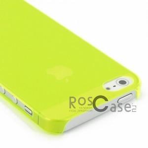 Фотография # Пластиковая накладка Nillkin Ultra Thin series для Apple iPhone 5/5S