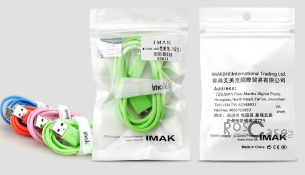Фото кабеля IMAK USB to microUSB