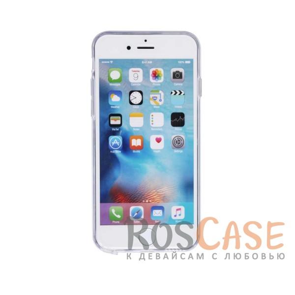 """Фотография Силиконовый чехол """"Чакра"""" для Apple iPhone 6/6s (4.7"""") (+Заглушка)"""