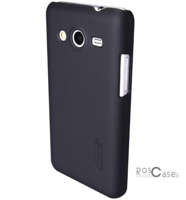 Чехол Nillkin Matte для Samsung G355 Galaxy Core 2 (+ пленка) (Черный)Описание:Чехол изготовлен компанией Nillkin;Спроектирован для смартфона Samsung G355 Galaxy Core 2;Материал, использовавшийся при изготовлении  -  пластик;Форма  -  накладка.Особенности:Защищен от появления потертостей и отпечатков;В комплекте поставляется глянцевая пленка;Имеет ребристую матовую фактуру и антикислотное напыление;Выполнен в элегантном и лаконичном стиле.Долговечен.<br><br>Тип: Чехол<br>Бренд: Noreve<br>Материал: Поликарбонат
