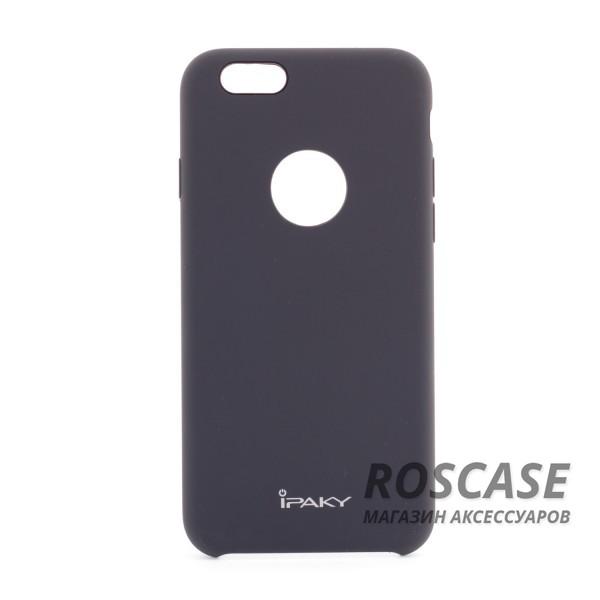 Силиконовая накладка iPaky (original) Classic для Apple iPhone 6/6s (4.7) (Серый)Описание:производитель:&amp;nbsp;iPaky;совместим с Apple iPhone 6/6s (4.7);материал: силикон;форма: накладка.&amp;nbsp;Особенности:ультратонкое исполнение;полный набор функциональных вырезов;высокий уровень защиты;не скользит в руках;плотное прилегание;надежная фиксация.<br><br>Тип: Чехол<br>Бренд: iPaky<br>Материал: Силикон