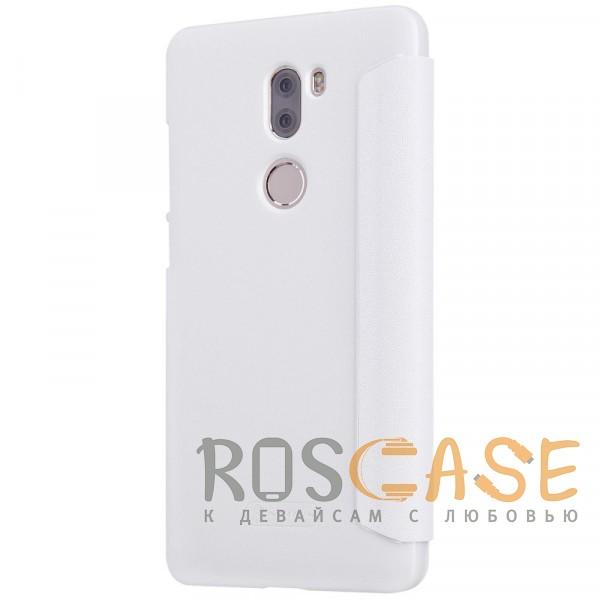 Фото Белый Nillkin Sparkle   Чехол-книжка для Xiaomi Mi 5s Plus