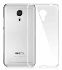 фото TPU чехол Ultrathin Series 0,33mm для Meizu MX6