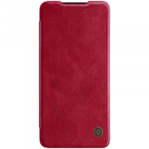 Nillkin Qin | Чехол-книжка из Premium экокожи  для Samsung Galaxy A52
