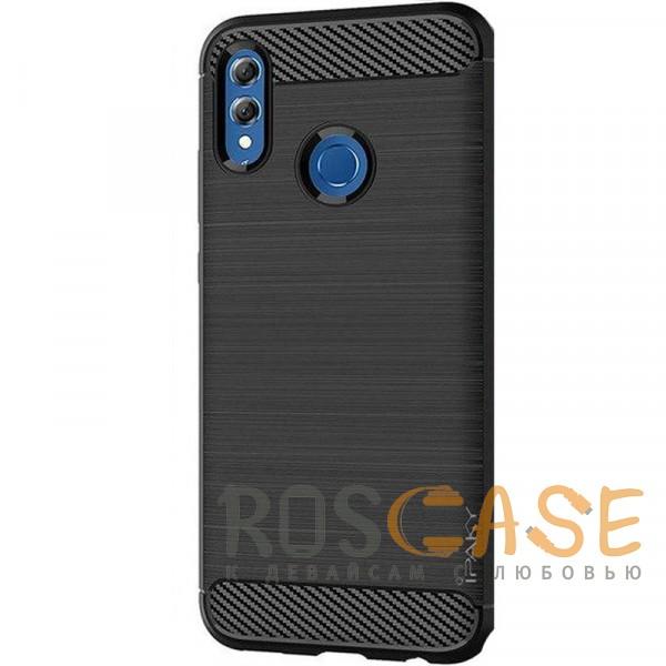 Фотография Черный iPaky Slim | Силиконовый чехол для Samsung A405F Galaxy A40