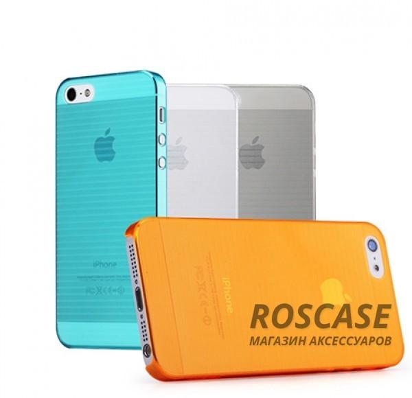 Фото пластиковой накладки Rock Ultra Thin series для Apple iPhone 5 / 5S