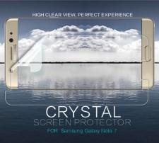 Nillkin Crystal | Прозрачная защитная пленка для Samsung N935 Galaxy Note Fan Edition