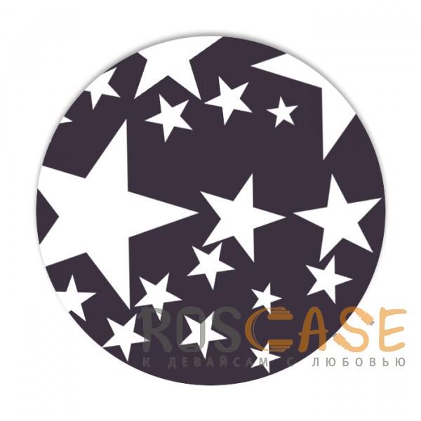 Фото Звезды Складная подставка-держатель Попсокет с необычными изображениями