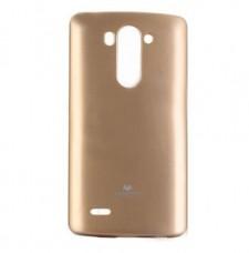 Mercury Jelly Pearl Color | Яркий силиконовый чехол для для LG D724/D722 G3S