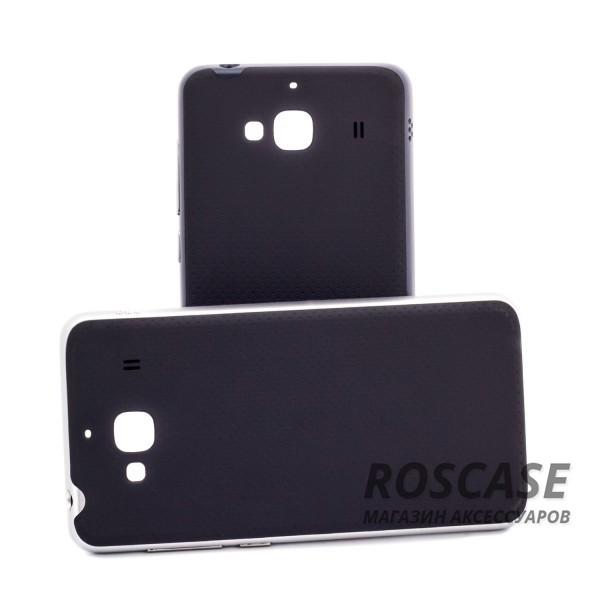 Чехол iPaky TPU+PC для Xiaomi Redmi 2Описание:компания- разработчик: iPaky;совместимость с устройством модели: Xiaomi Redmi 2;материал изделия: термопластический полиуретан, поликарбонат;конфигурация: накладка-бампер.Особенности:элегантный дизайн;высокий класс прочности и износоустойчивости;легко и надежно фиксируется на смартфоне;имеет все необходимые функциональные вырезы.<br><br>Тип: Чехол<br>Бренд: Epik<br>Материал: TPU