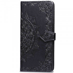 Кожаный чехол (книжка) Art Case с визитницей для Samsung Galaxy A10 (A105F)