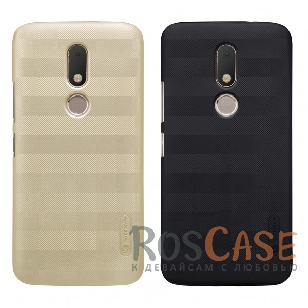 Матовый чехол для Motorola Moto M (XT1663) (+ пленка)Описание:бренд&amp;nbsp;Nillkin;совместим с Motorola Moto M (XT1663);материалы: поликарбонат;тип: накладка.<br><br>Тип: Чехол<br>Бренд: Nillkin<br>Материал: Поликарбонат