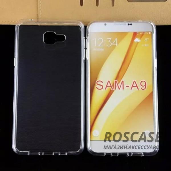 Ультратонкий силиконовый чехол Ultrathin 0,33mm для Samsung A9000 Galaxy A9 (2016)Описание:фирма&amp;nbsp;Epik;подходит для Samsung A9000 Galaxy A9 (2016);материал: термополиуретан;тип: накладка.&amp;nbsp;Особенности:толщина накладки - 0,33 мм;прозрачный;эластичный;надежно фиксируется;есть все функциональные вырезы.<br><br>Тип: Чехол<br>Бренд: Epik<br>Материал: TPU