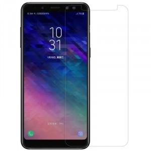 Nillkin Crystal | Прозрачная защитная пленка для Samsung A730 Galaxy A8+ (2018)