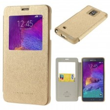 фотография Чехол (книжка) Mercury Wow Bumper series для Samsung N910H Galaxy Note 4