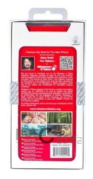 Фото силиконового чехла Premium Gel Shell (Dave Grohl - Foo Fighters) для Apple iPhone 5 / 5S