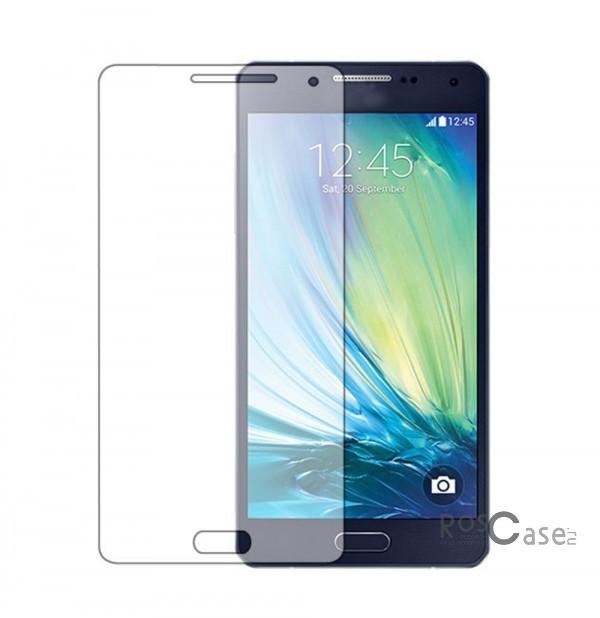 Защитная пленка Epik для Samsung A500H / A500F Galaxy A5  (Матовая)Описание:производитель: компания&amp;nbsp;Epik;совместима с Samsung A500H / A500F Galaxy A5;материал: полимер;тип: пленка.&amp;nbsp;Особенности:все функциональные вырезы на своих местах;прозрачна и не заметна на экране;не влияет на чувствительность сенсора;легко очищается;не желтеет в процессе эксплуатации.<br><br>Тип: Защитная пленка<br>Бренд: Epik