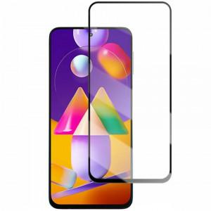 Защитное стекло 9D High Quality 9H  для Samsung Galaxy M51