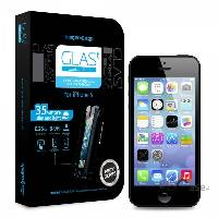 SGP Screen Protector GLAS.t SLIM Premium Tempered Glass Series для Apple iPhone 5/5S/SE / 041GL20197