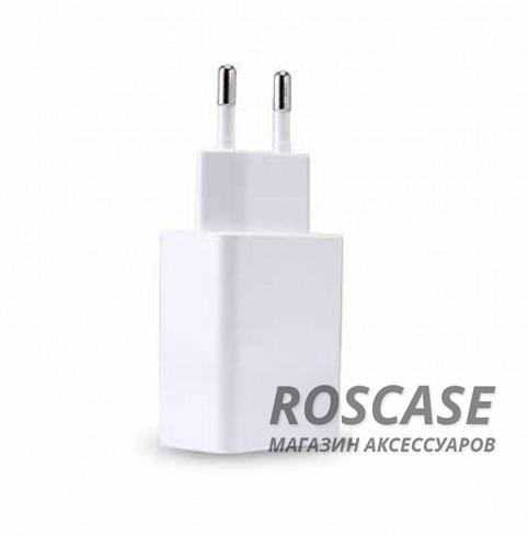 Сетевое ЗУ Nillkin 5V 2A (EU) (Белый)Описание:производитель - Nillkin;совместимость: большое количество современных планшетов;используемый материал: пластик;форма чехла: сетевой адаптерОсобенности:экологически чистый материал изготовления;европейский штекер;классический дизайн;компактное устройство;быстрый заряд;размеры: 40,5*23,2*83,5 мм;входное напряжение: 100-240V, 50/60 Hz, Max 0,6A;напряжение на выходе: 5.0V, 2.0A.<br><br>Тип: Сетевое зарядное устройство<br>Бренд: Nillkin
