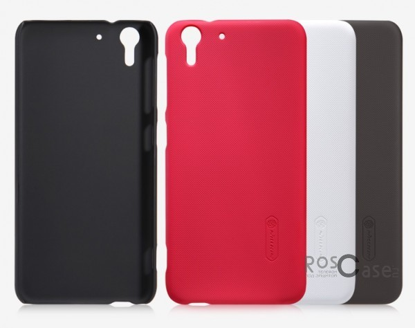 Чехол Nillkin Matte для HTC Desire Eye (+ пленка)Описание:Чехол изготовлен компанией&amp;nbsp;Nillkin;Спроектирован для модели смартфона HTC Desire Eye;При изготовлении применялся качественный пластик;Форма  -  накладка.Особенности:Дизайн продукции очень изысканный и элегантный;В комплекте есть защитная бесцветная пленка;Ультратонкий, поэтому при использовании не увеличивается объем и толщина аппарата;Строгая, неброская цветовая гамма;Полное исключение появления на поверхности отпечатков;Антикислотный слой на поверхности.<br><br>Тип: Чехол<br>Бренд: Nillkin<br>Материал: Поликарбонат